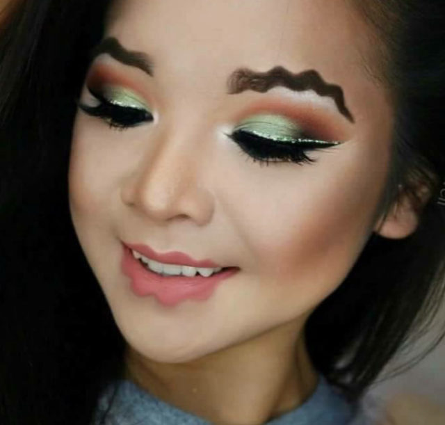 Weird Makeup Trends Archives All Your