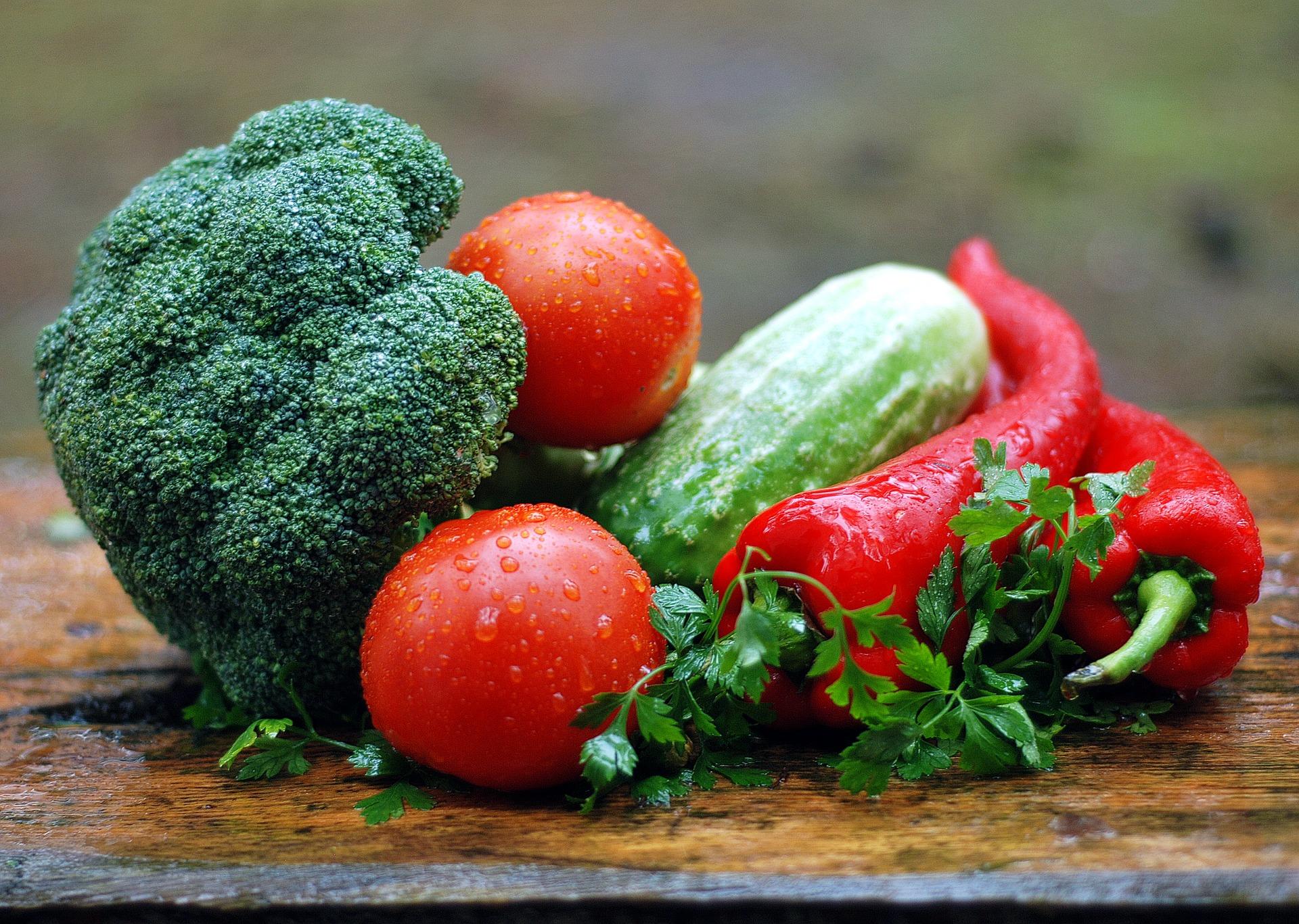 5 Health Benefits of Going Vegan