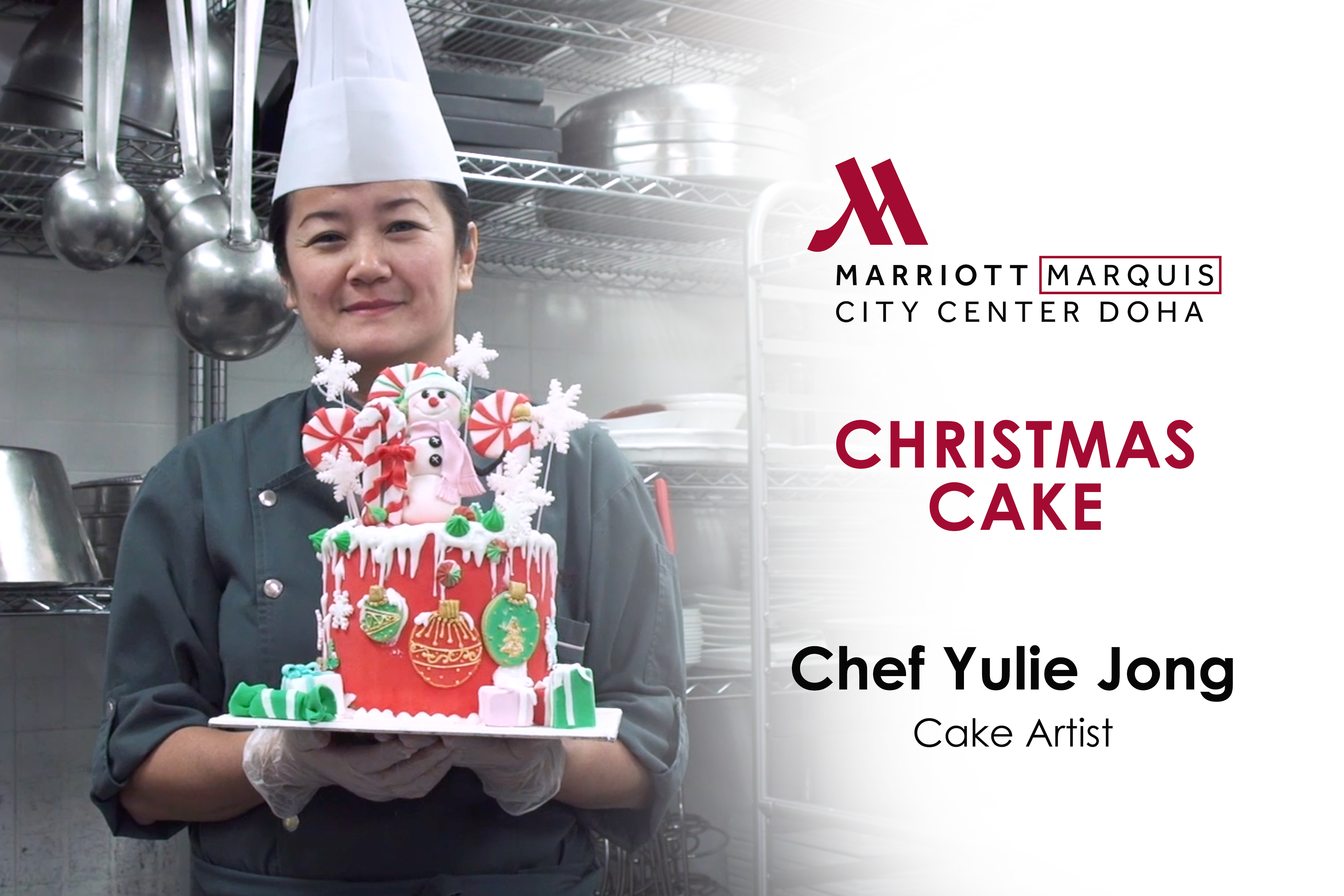 AllandAbout Chef's Special: Christmas Cake