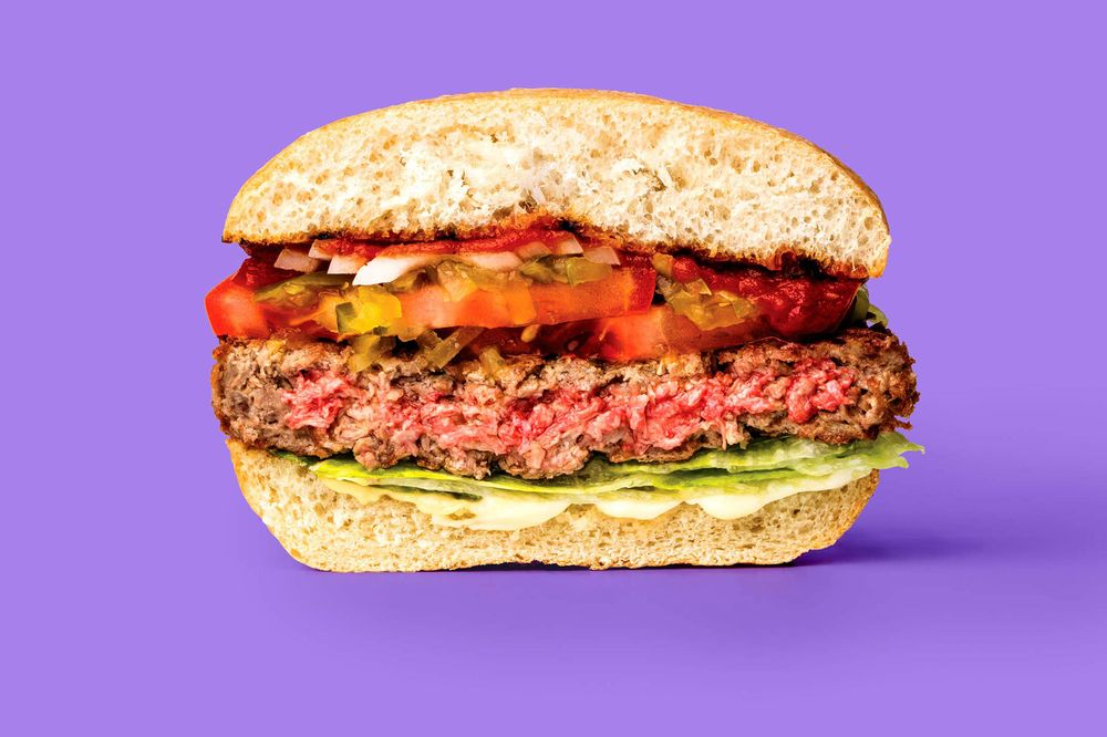 Impossible Foods Veggie Burger Makes Its Way to Cafeteria Lunches