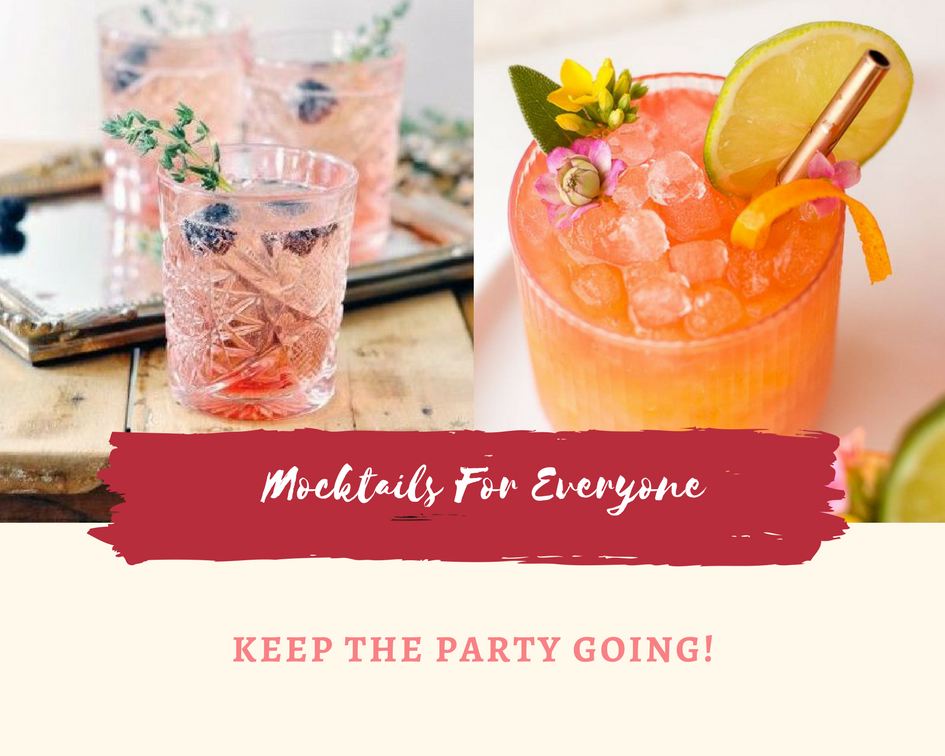 20 DIY Mocktails Everyone Will Love
