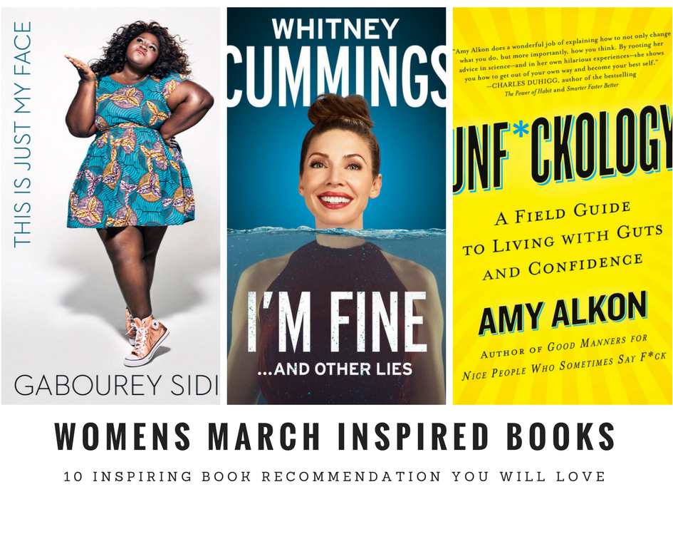 11 Women's March Inspired Books To Read