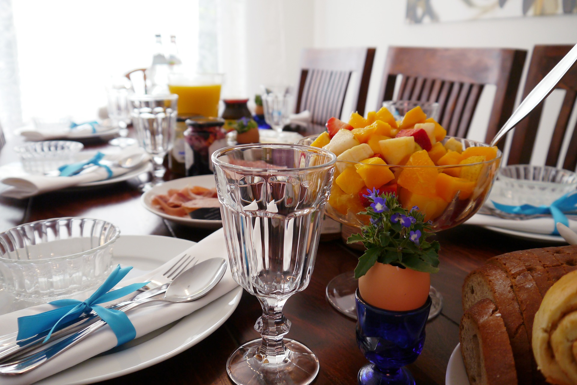 Tips For an Organizing Brunch