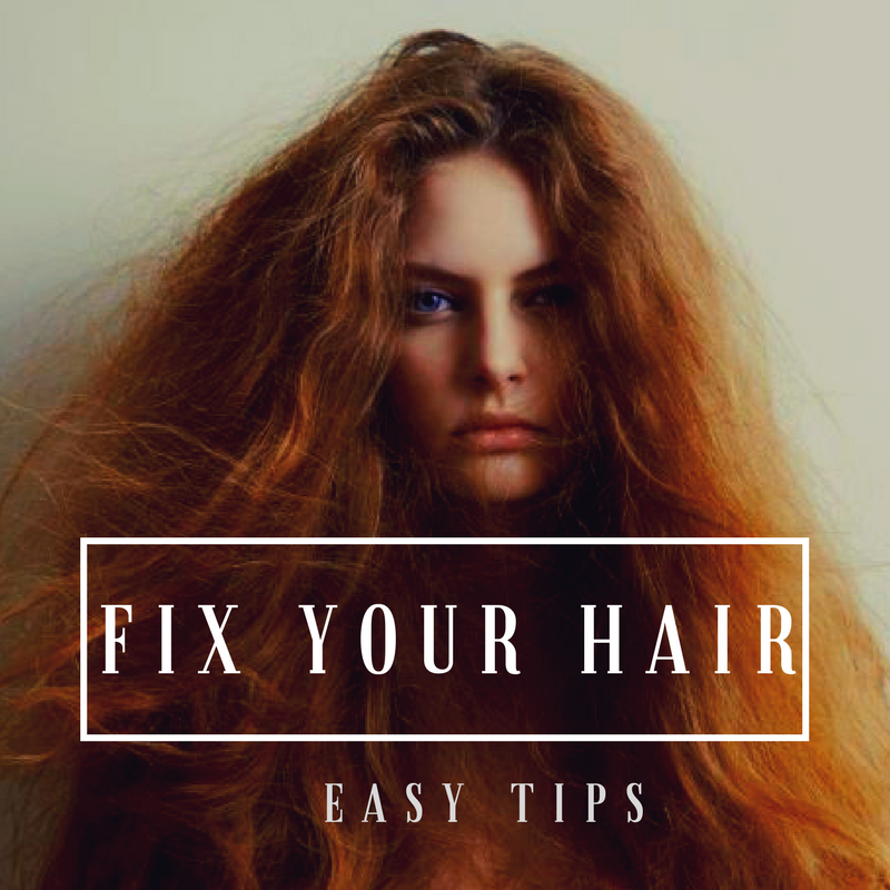 6 Quick and Easy Tips on Hair Care