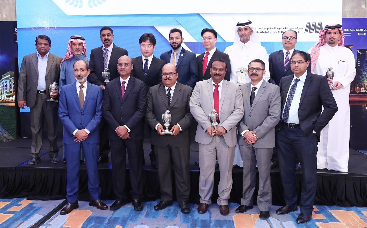 Abdullah Abdulghani & Bros. Company Honors its loyal customers for the year 2017
