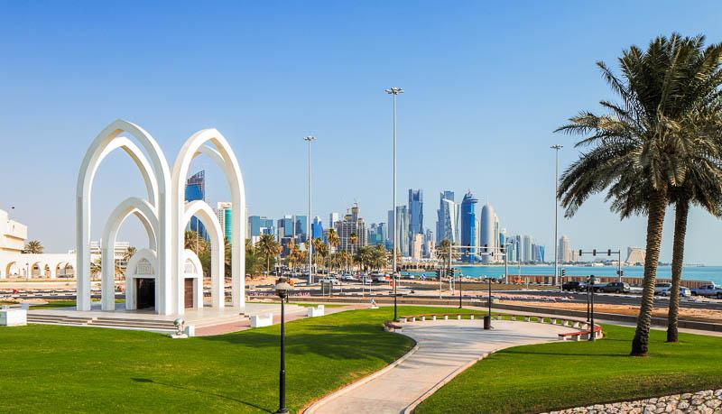Qatar's First Pet-Friendly Park – Al Bidda Park