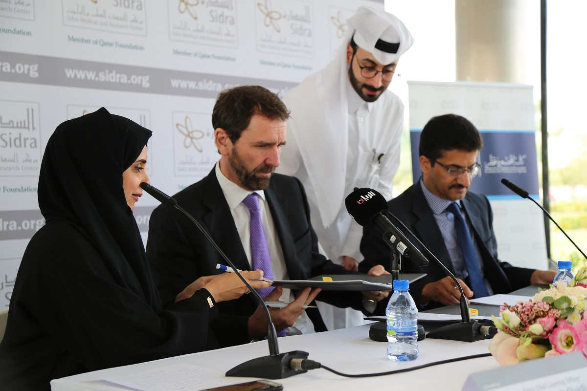 "Sidra Medicine and Community College of Qatar Successfully Deliver the ""Healthcare Office Skills"" Program"