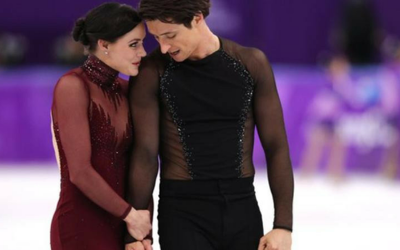 The Greatest Olympic 'Love Story' Ever Told | Tessa Virtue and Scott Moir