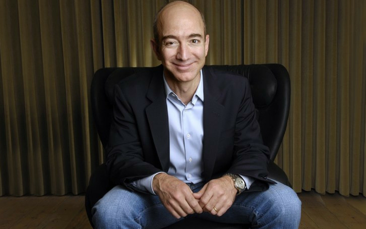 World's Richest Man, Jeff Bezos Begins Installation of 10,000 Year Clock