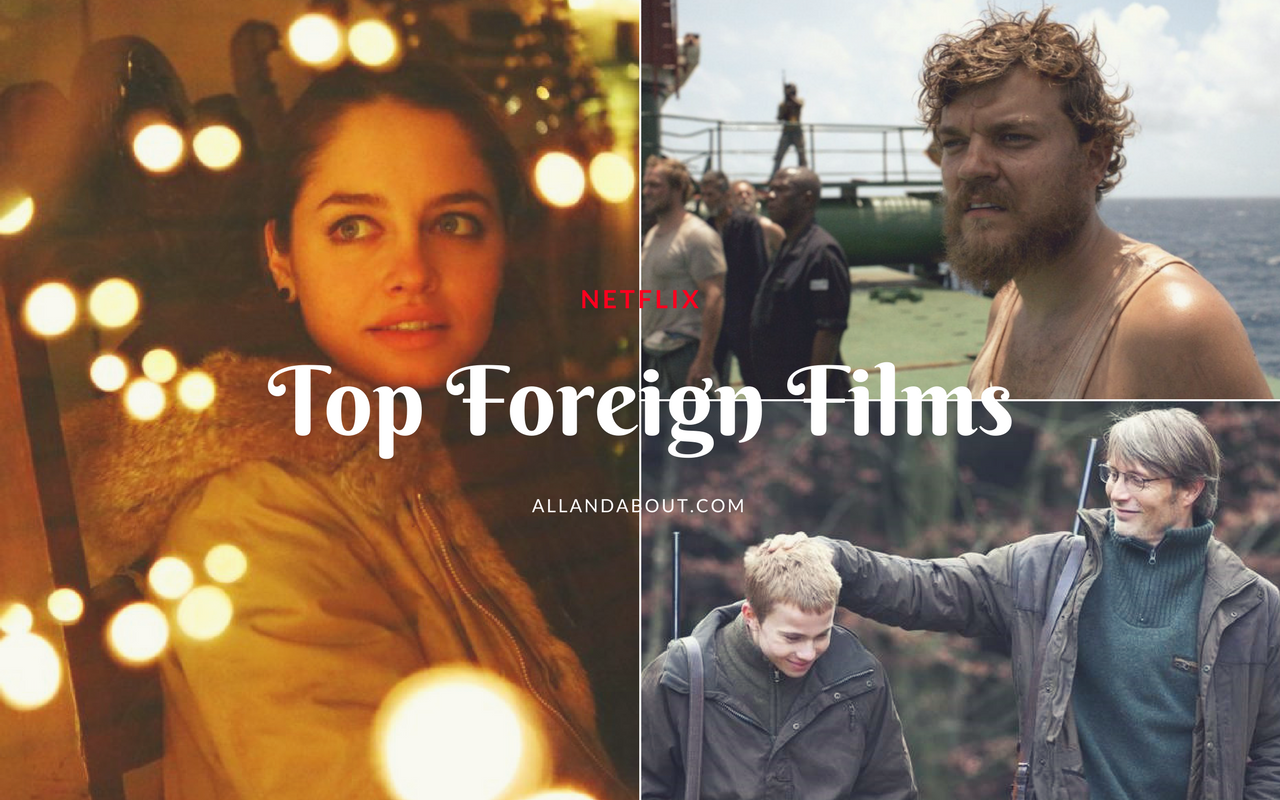 Top 16 Foreign Movies To Watch on Netflix