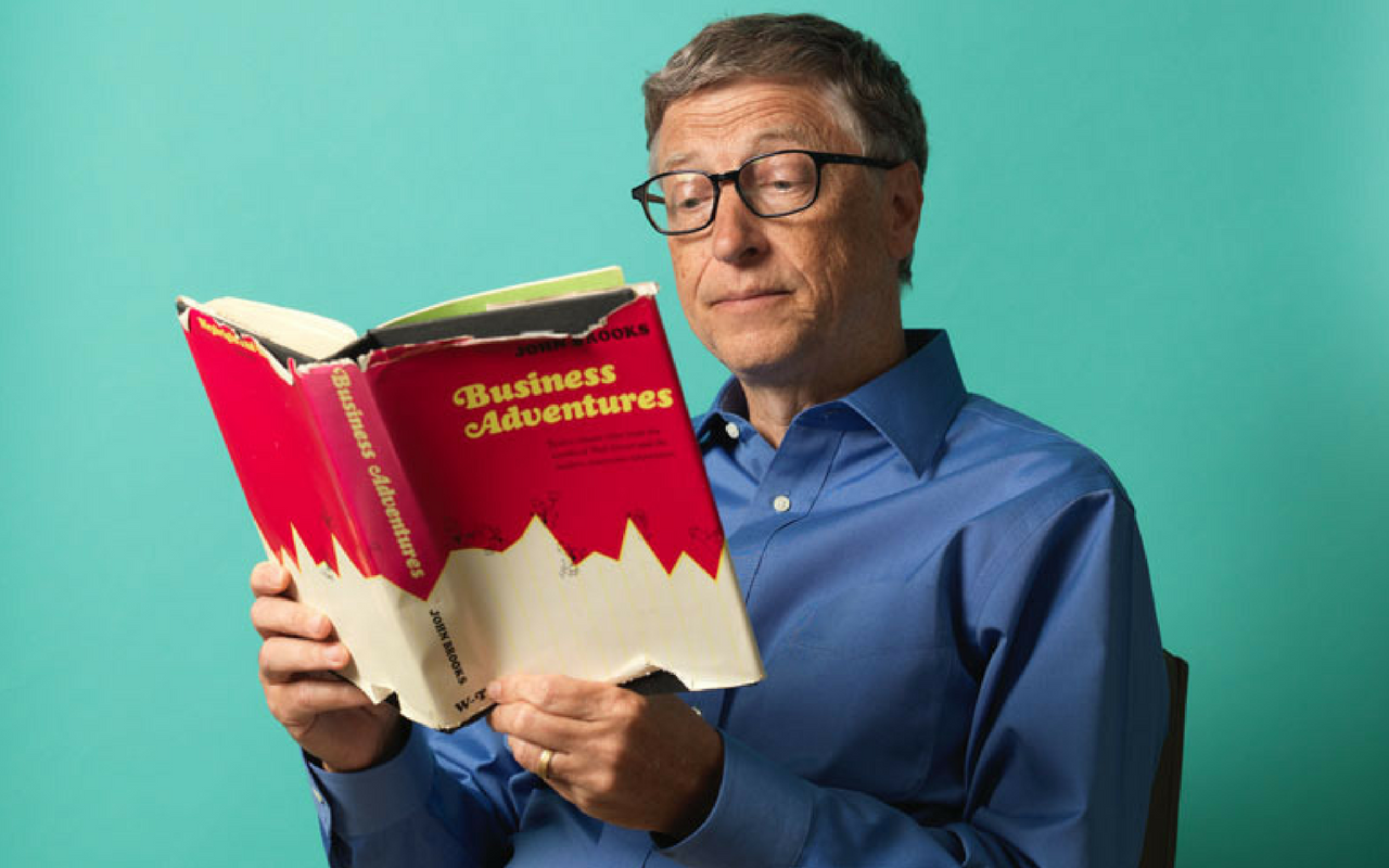 What Do Great Businessmen Like to Read?