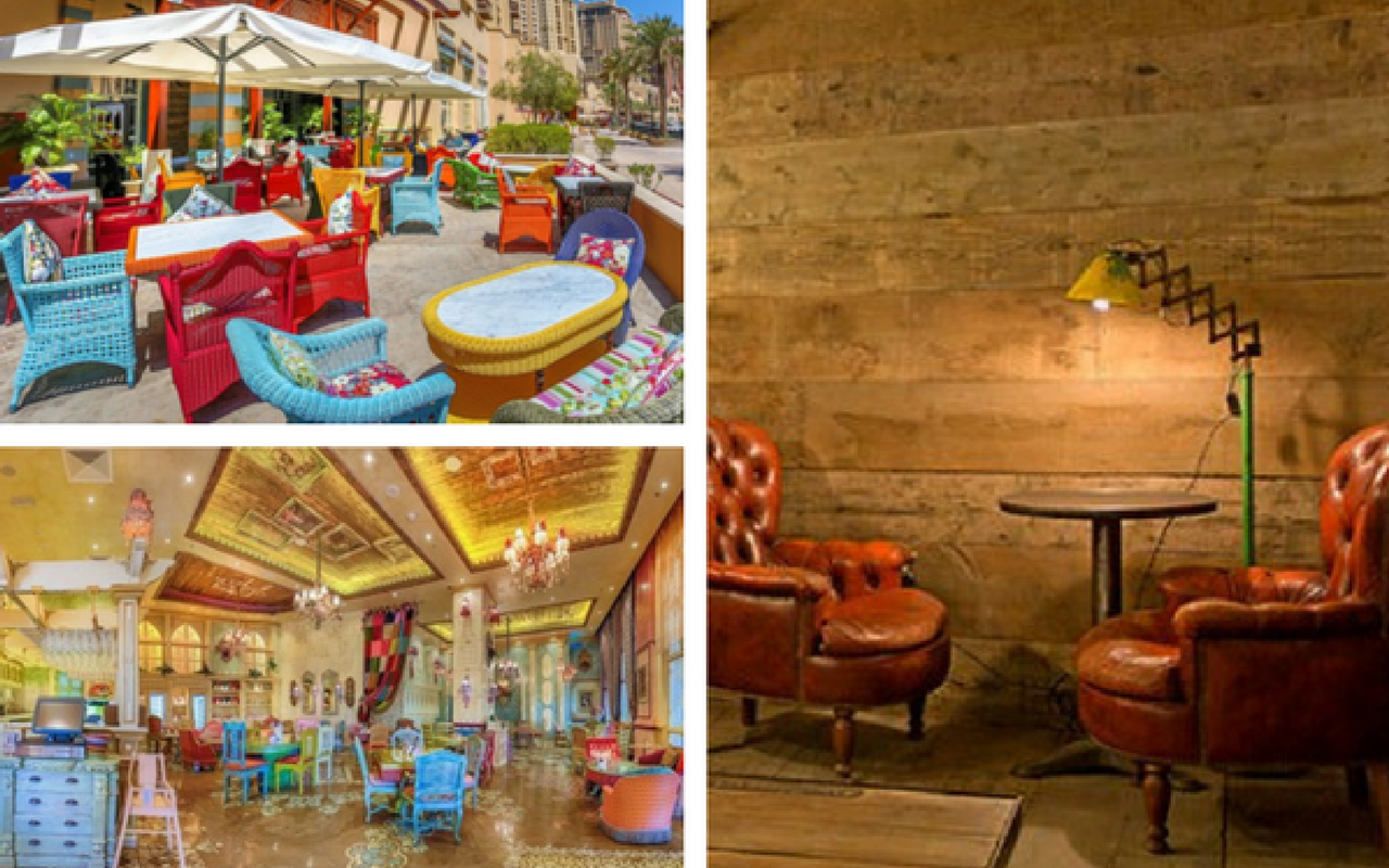 Cafés in Doha With The Best Interiors