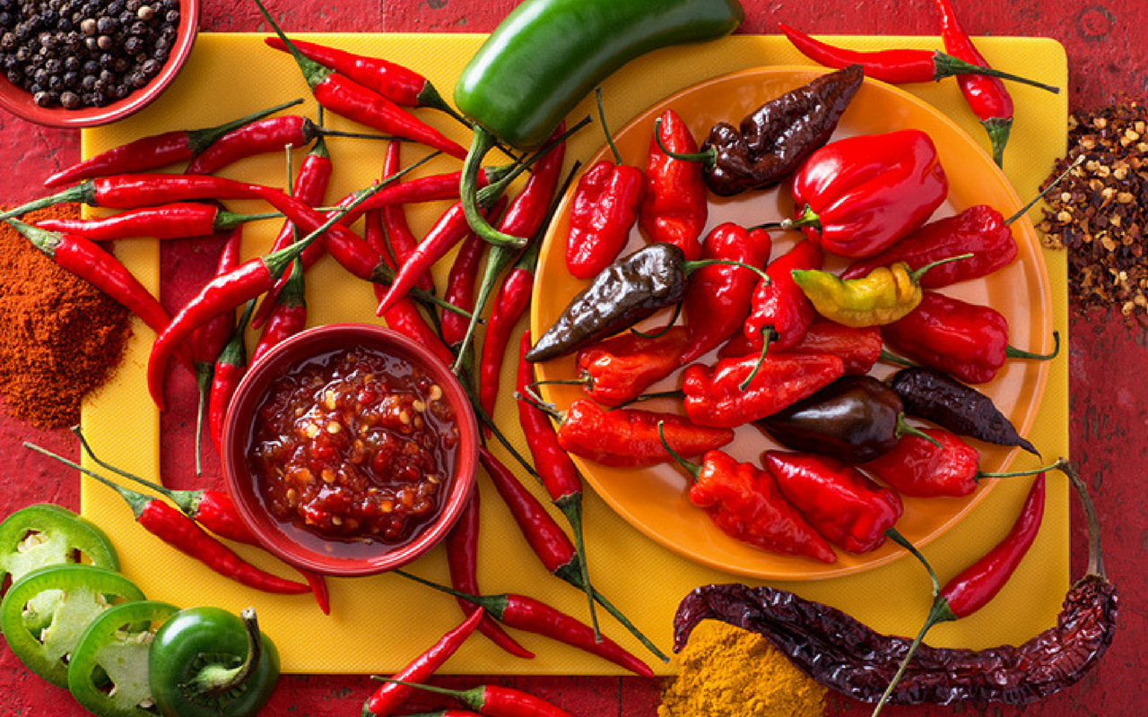 The Spiciest Foods in the World