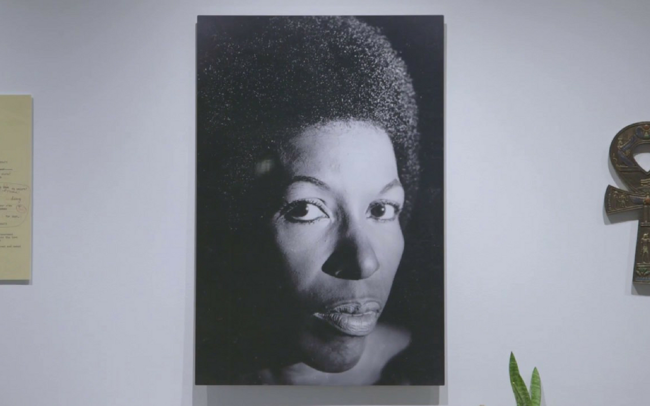 Art Exhibit Focusing on Indianapolis-based Poet and Artist Mari Evans