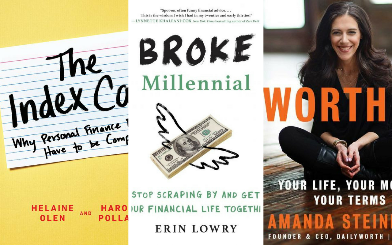 Finance Books You Need To Get Your Money Under Control