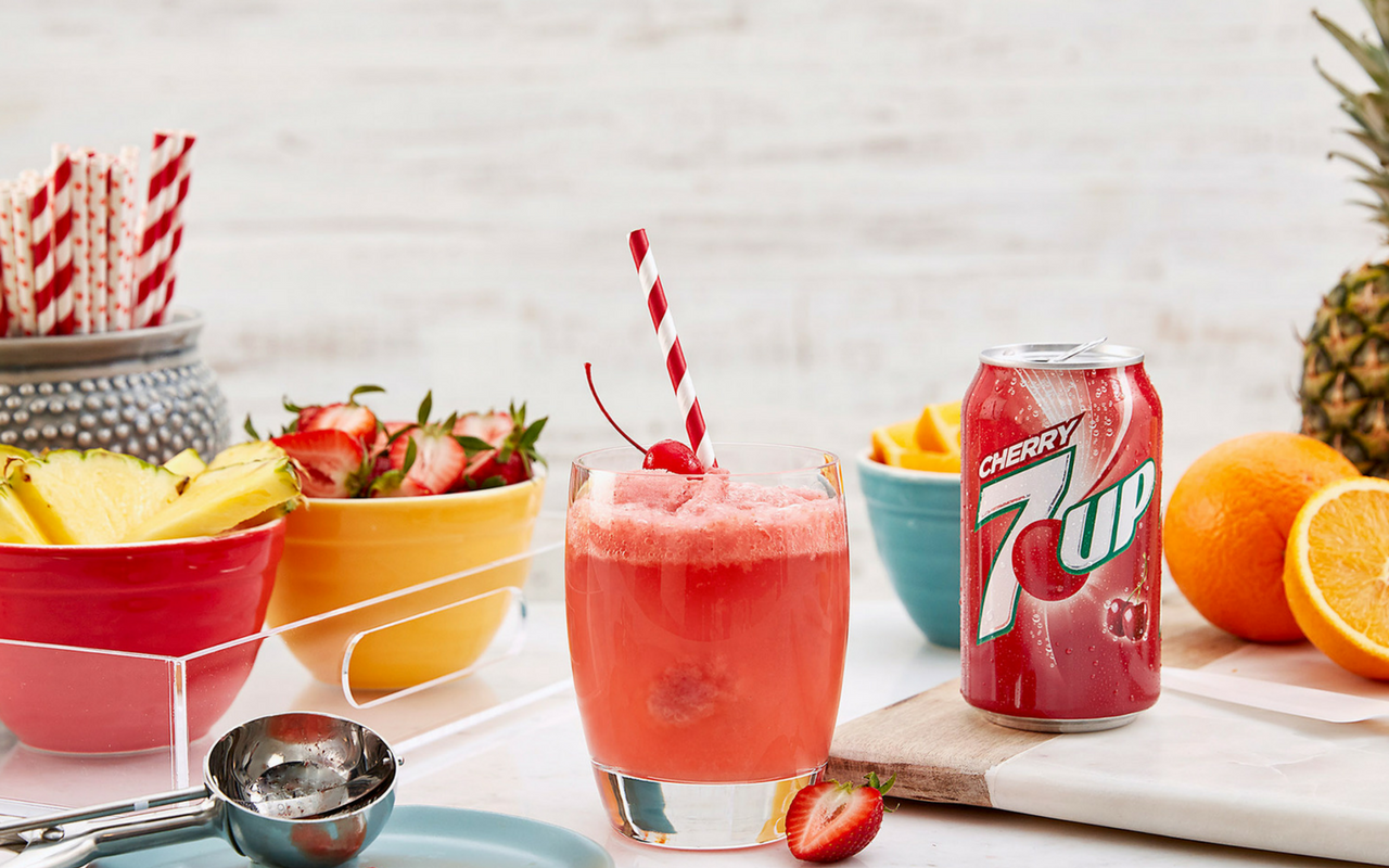 4 Tasty Mocktail Recipes With 7UP
