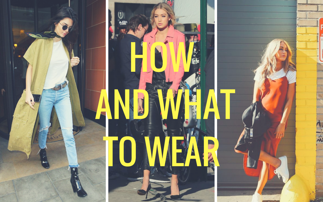 How To Style Different Outfits