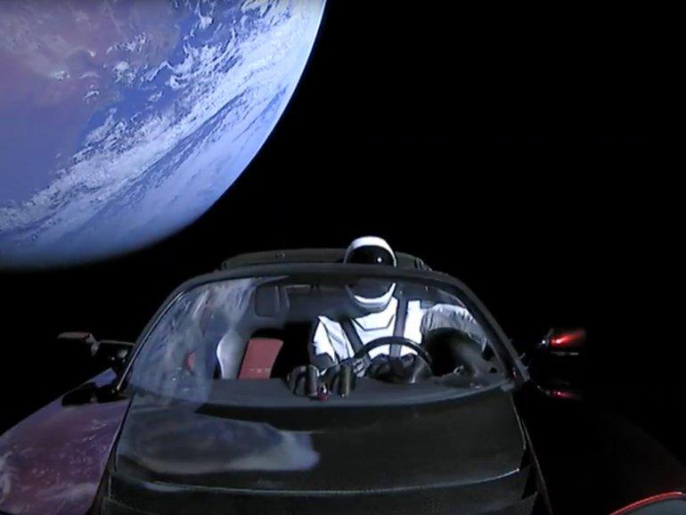 How Elon Musk Sent a Car Towards Mars