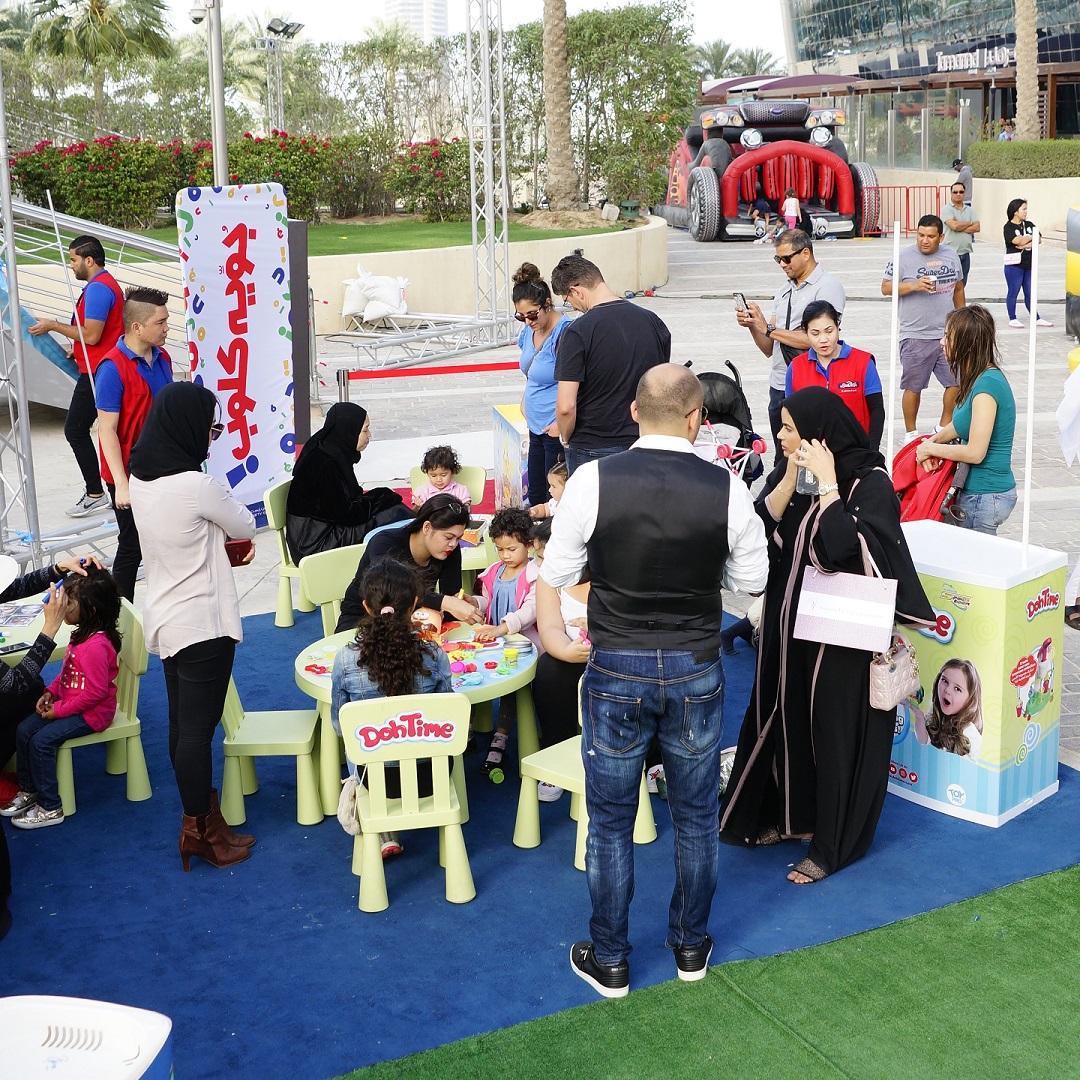 Lagoona Mall Announces Family Fun Fair at the Piazza