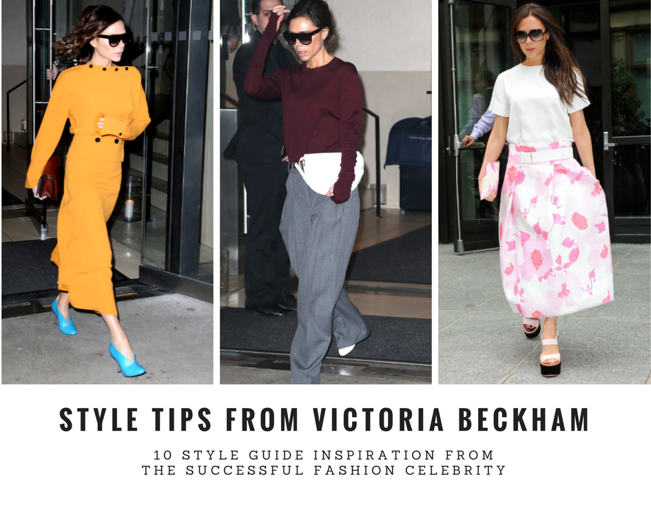 10 Outfit Inspiration | Victoria Beckham