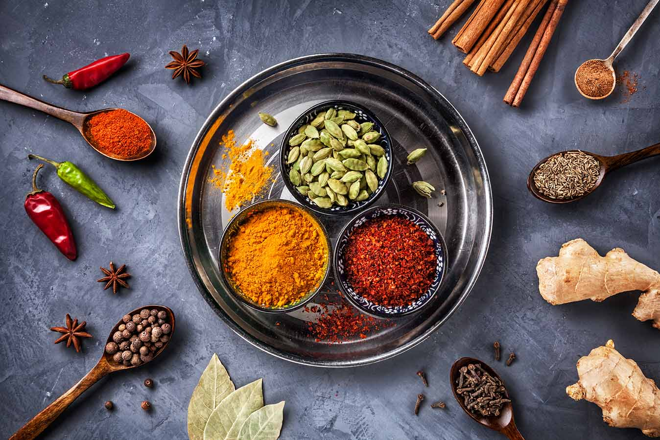 Indian Cuisines | The Venture Of Flavors