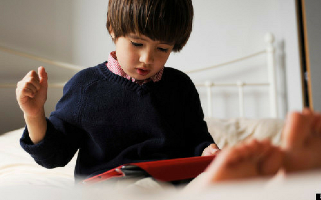 How to Help Kids Concentrate in the Era of Digital Distraction