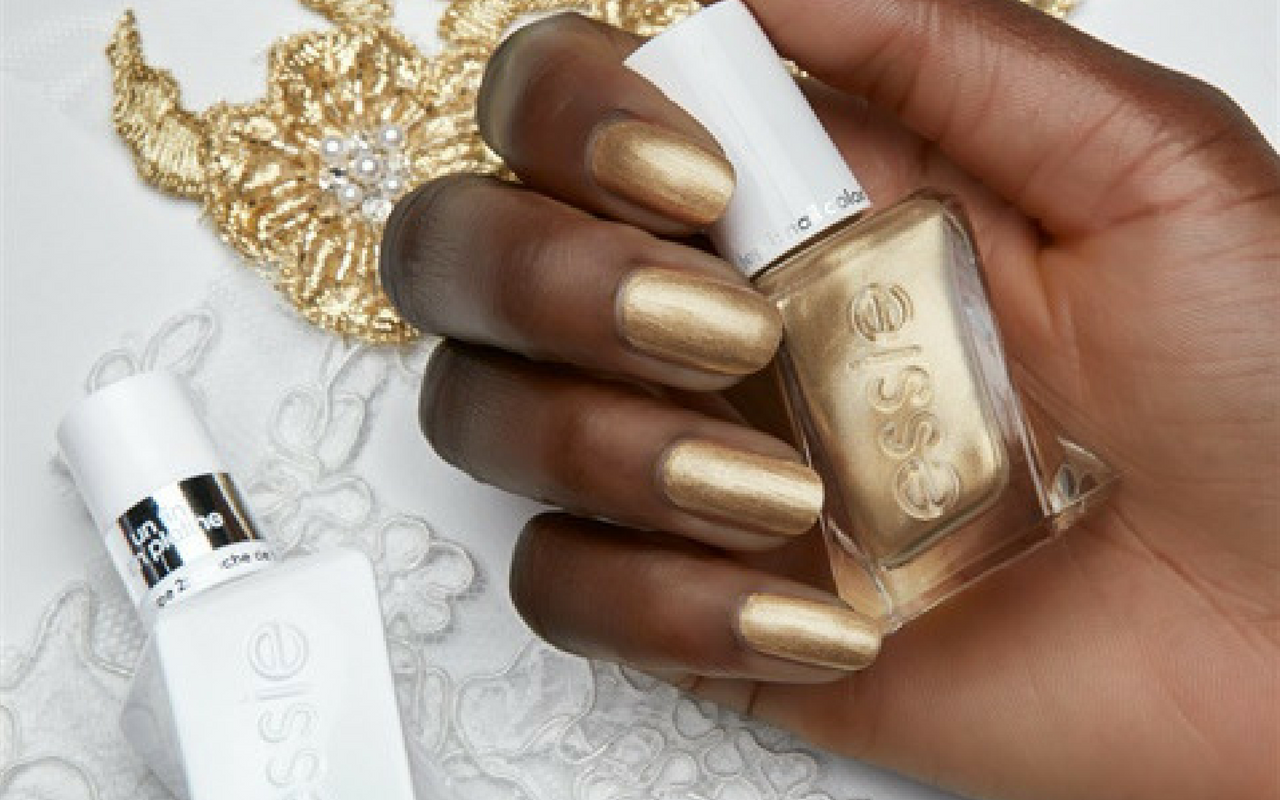 Don't Miss Out Essie's Reem Acra Wedding Collection