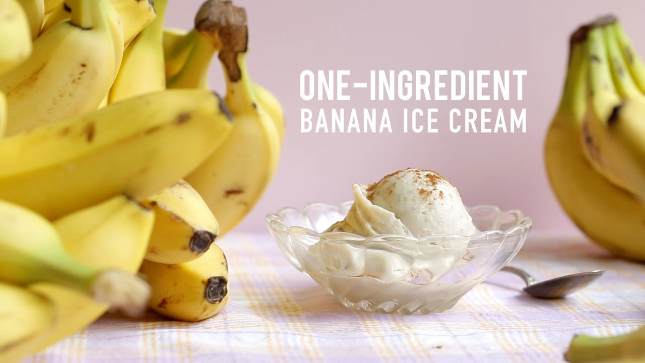 Summer Special | Banana Ice Cream Recipe