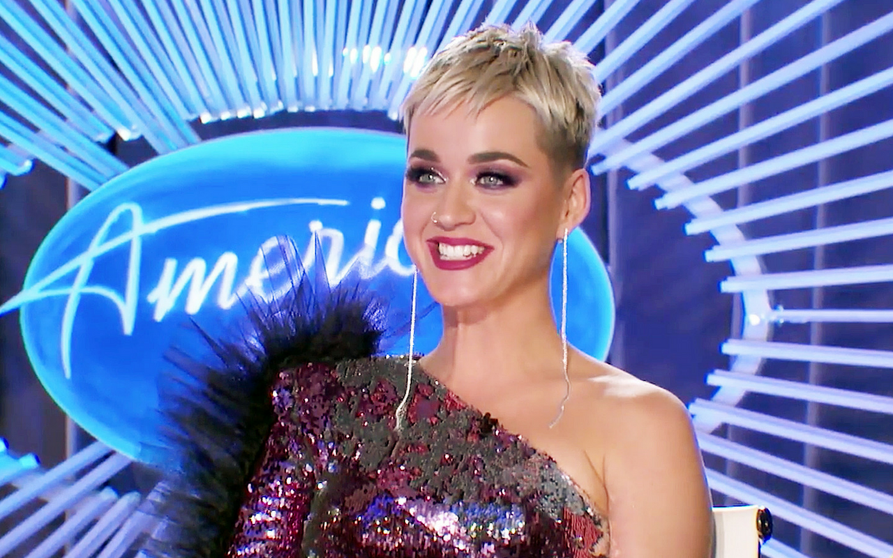 Katy Perry Struggles As a  Judge on 'American Idol'