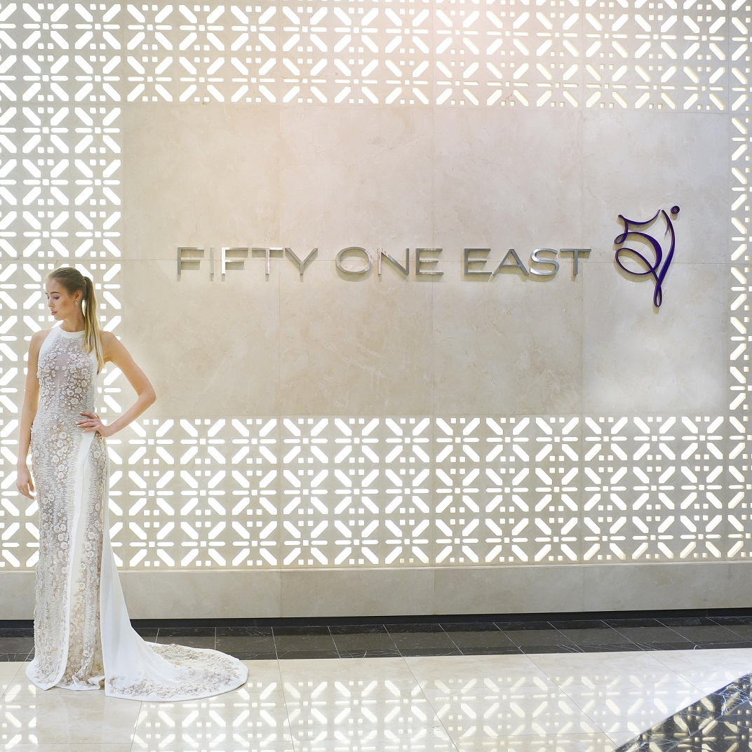 Fifty One East Hosts Tony Ward Spring/Summer Couture and Fall 2018 Bridal Collections