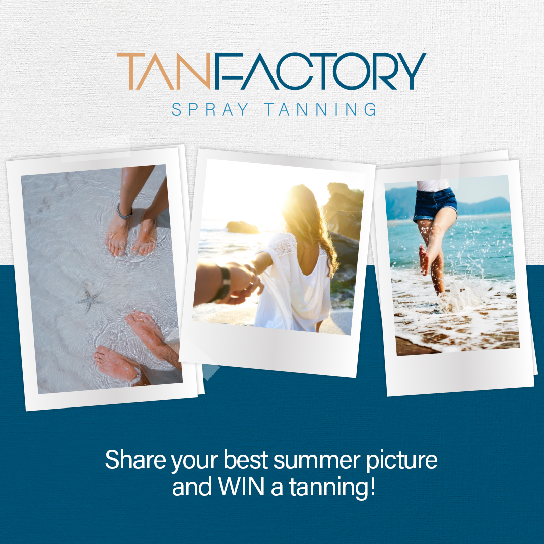 WIN A Tanning From Tan Factory