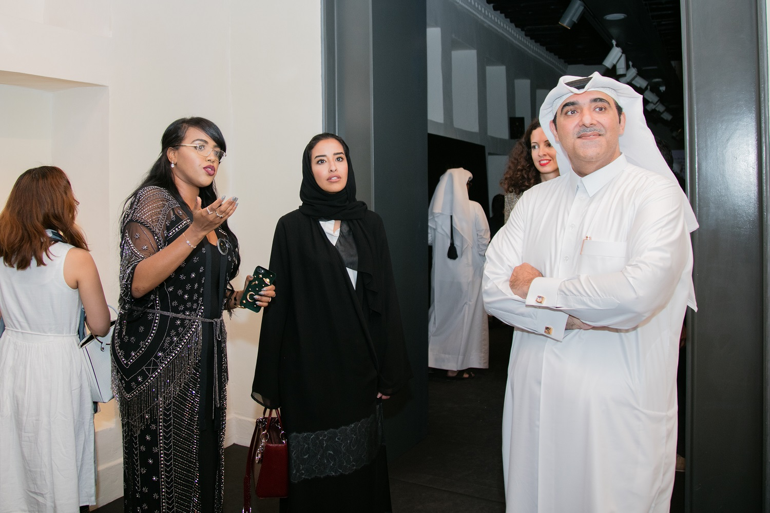 "UCL Qatar MA students explore Qatari womanhood with new UCLQurates exhibition 'We are the daughters of Qatar' at ""Msheireb Museums"""