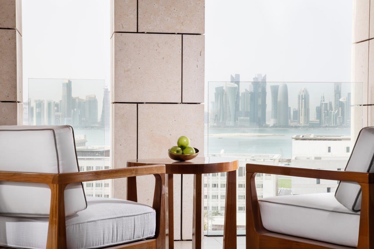 Doha's Most Desirable Address And View Is Now Available At Wadi One