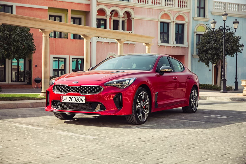 KIA Stinger Review| Who is Laughing Now?