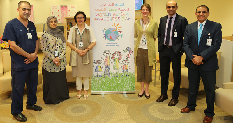 Sidra Medicine Marks World Autism Day