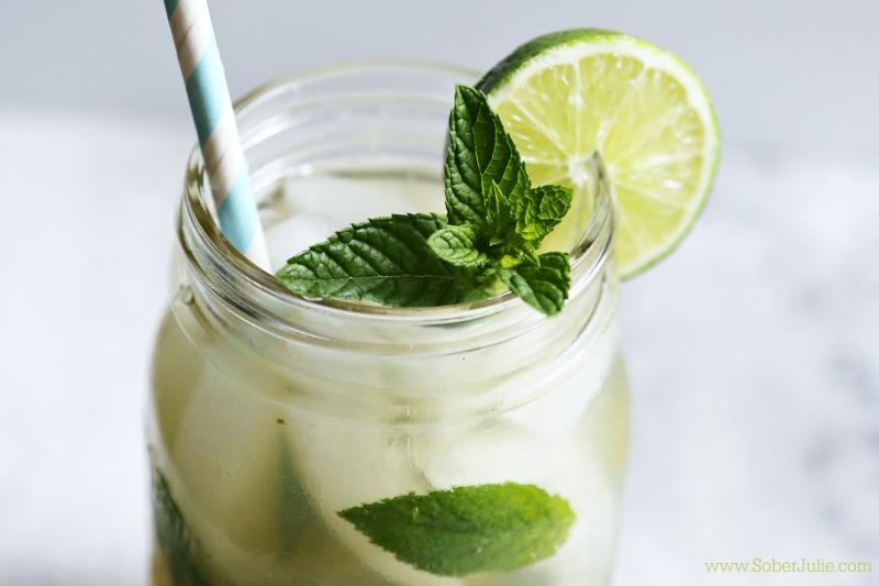 MOJITO RECIPE – NON-ALCOHOLIC DRINK