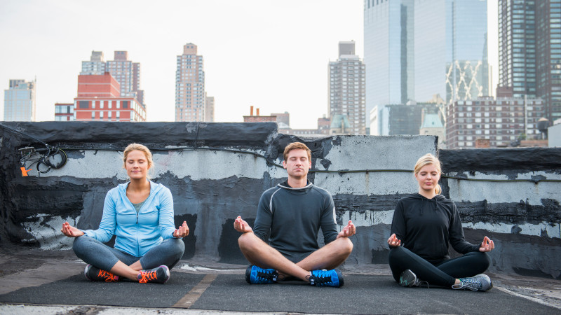 How to Commit to One Meditation Session to Reduce Stress
